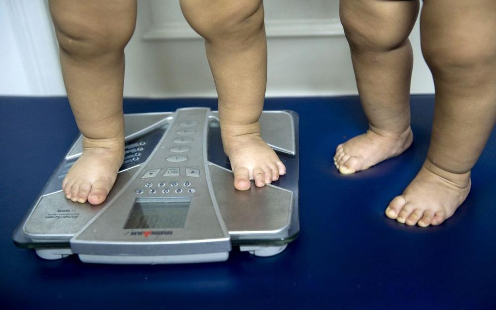 mon enfant est-il trop gros ?
