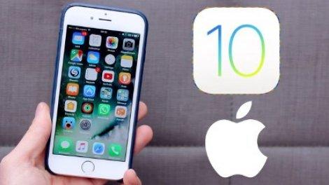 installer ios 10 sur iphone 7
